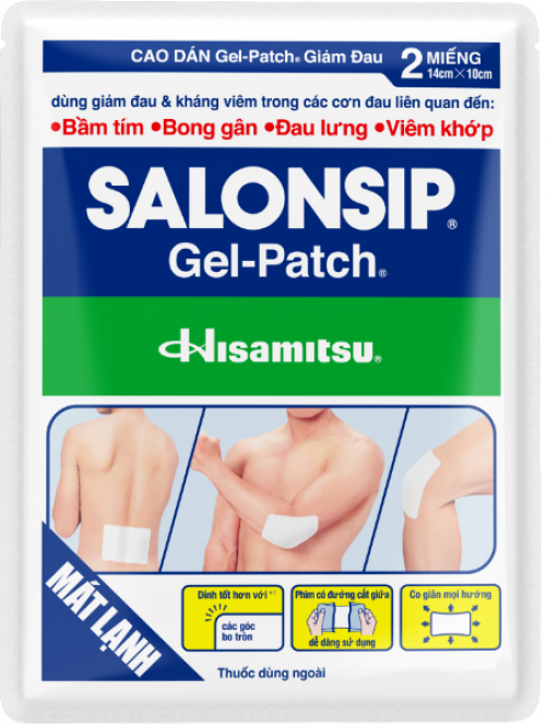 Salonsip® Gel-Patch®