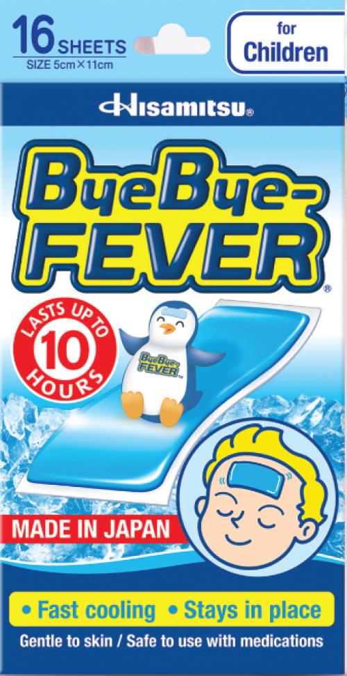 ByeBye-FEVER TM cho trẻ em