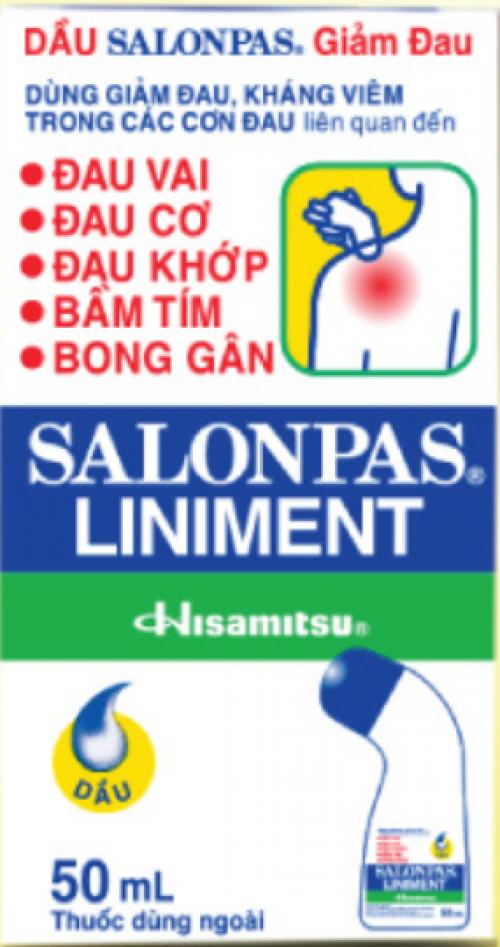 Salonpas® Liniment